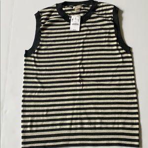 J.CREW Striped sweater S